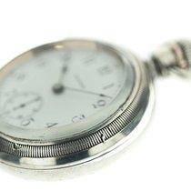 Waltham Silber 60mm gebraucht