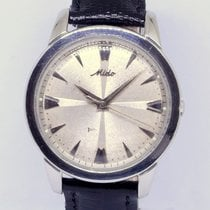 Mido 37mm Automatic pre-owned Multifort (Submodel) White