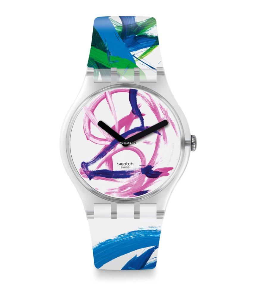 bcb657be7d0 Comprar relógios Swatch