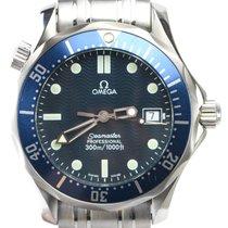 Omega Seamaster Diver 300 M pre-owned 36mm Steel