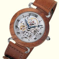 Brior 38,2mm Automatic new Transparent