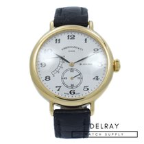 Eberhard & Co. Yellow gold 39mm Manual winding 20017 pre-owned United States of America, Florida, Hallandale Beach
