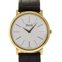 Piaget Yellow gold Manual winding Piaget, Altiplano, P10175 pre-owned