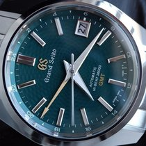 Seiko SBGJ227 Staal 2018 Grand Seiko tweedehands