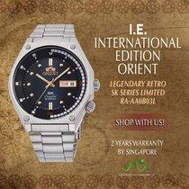 Orient Steel Automatic RA-AA0B03L new