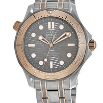 Omega 210.60.42.20.99.001 Seamaster Diver 300 M new United States of America, New York, Brooklyn