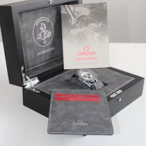 Omega Steel Manual winding Silver No numerals 39.7mm new Speedmaster Professional Moonwatch