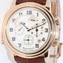 Blancpain Léman Réveil GMT 2041-3642M-53B 2017 pre-owned
