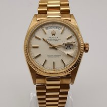 Rolex Day-Date 36 Rose gold 36mm Gold No numerals