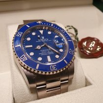 Rolex Submariner Date 116619LB 2012 pre-owned