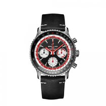 Breitling Navitimer Steel 43mm Black United States of America, Florida, Miami