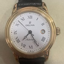Delma Gold/Steel Automatic pre-owned