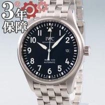 IWC パイロット ウォッチ マーク ステンレス 40mm ブラック 日本, 大阪市中央区