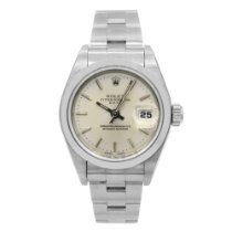 Rolex Oyster Perpetual Lady Date 79160 2001 pre-owned