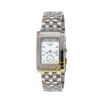 Longines Dolcevita Medium Quarz L55024166 white dial