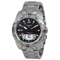 Tissot Men's T013.420.44.202.00 T-Touch Expert Titanium Watch