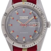Benrus Automatic Diver's circa 1960's Pristine
