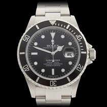 Rolex Submariner Stainless Steel Gents 16610 - W3725