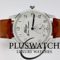 Perseo 40mm Manual winding 2017 pre-owned White