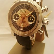 Graham Steel 42mm Automatic 2AFAS new