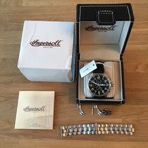 Ingersoll Steel 47mm Automatic IN1602BK pre-owned