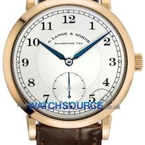 A. Lange & Söhne 1815 new Manual winding Watch with original box and original papers
