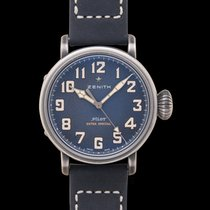 Zenith Steel Automatic 11.1942.679/53.C808 new United States of America, California, San Mateo