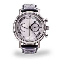 Breguet Classique White gold 42.5mm Silver Roman numerals United States of America, Texas, Dallas