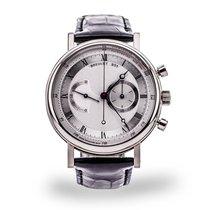 Breguet Classique new 2014 Manual winding Chronograph Watch only 5287BB129ZU