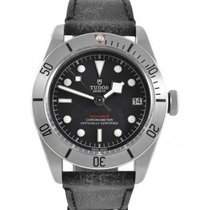 Tudor Black Bay Steel new 2017 Automatic Watch with original box and original papers 79730