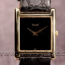 Piaget – Tank Extra Plate Solid 18kt. Gold – Cal. 9p – Box &...