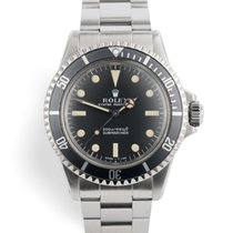 Rolex 5513 Submariner Metres First - Matte Dial 'Ivory Patina'