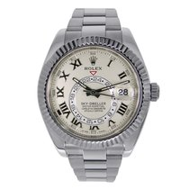 Rolex 326939 White gold 2018 Sky-Dweller new United States of America, New York, New York