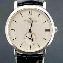 Vacheron Constantin Patrimony 35.5 mm like new white gold open...