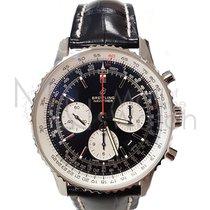Breitling Navitimer 1 B01 Chronograph 43 novo 43mm Aço