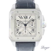 Cartier Santos 100 Chrono