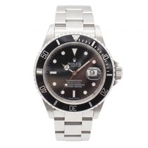 Rolex Steel 40mm Automatic 16610 pre-owned