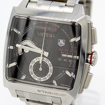 TAG Heuer Steel 42.6mm CAL2110 pre-owned