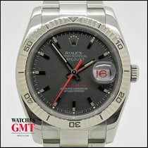 Rolex Datejust Turn-O-Graph Acero 36mm Negro Sin cifras España, BARCELONA