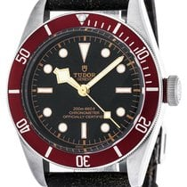 Tudor Black Bay 41mm Preto