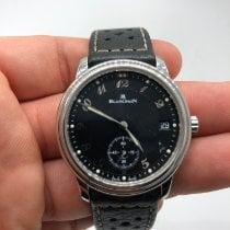 Blancpain occasion Remontage automatique 36mmmm Noir