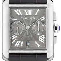 Cartier Tank MC Steel 44mm Grey Roman numerals United States of America, California, Moorpark