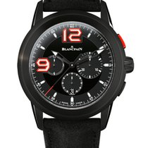 Blancpain L-Evolution Steel Black United States of America, Florida, North Miami Beach