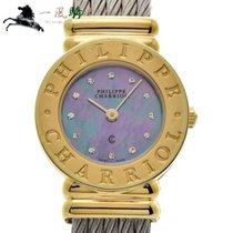 샤리올 스틸 25mm 쿼츠 중고시계