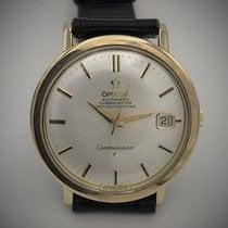 Omega Goud/Staal 35mm Automatisch 168004-62 S.C. tweedehands