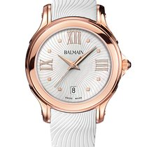 Balmain Gold/Steel Quartz Balmain new
