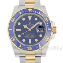 Rolex Submariner Date 116613LB 2017 pre-owned