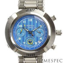 Montega Steel 44mm Automatic MC 01 pre-owned