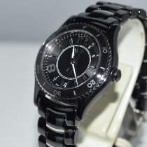 Ebel X-1 Ceramic 34mm Black Arabic numerals