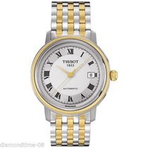 Tissot Women's watch Bridgeport Automatic new Watch with original box and original papers